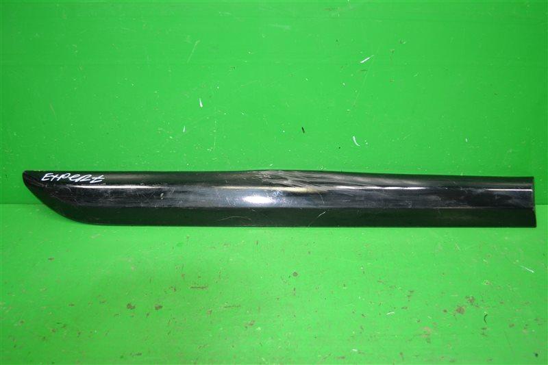 Накладка двери Peugeot Expert 2 2007 передняя правая (б/у)