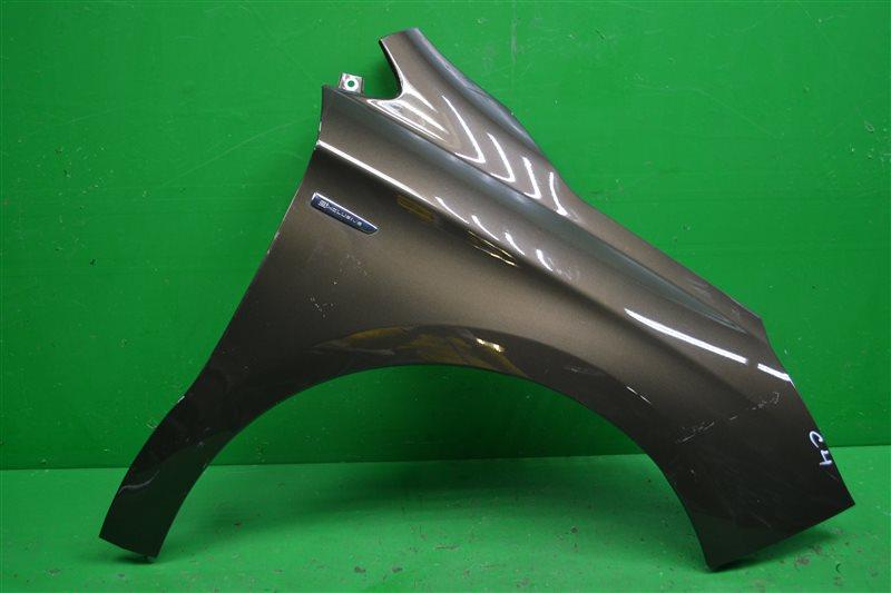 Крыло Citroen C4 2 2010 переднее правое (б/у)