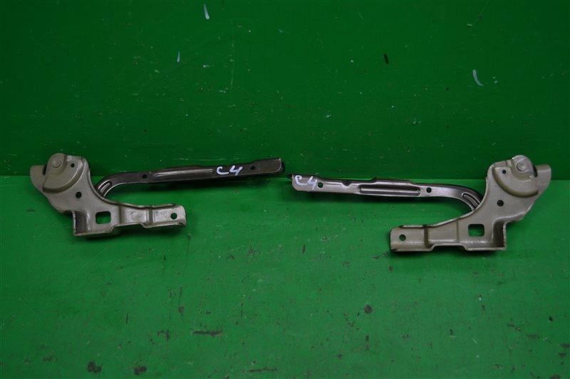 Петля капота Citroen C4 2 2010 (б/у)