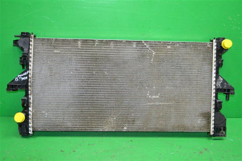 Радиатор охлаждения Peugeot Boxer 3 2006 (б/у)