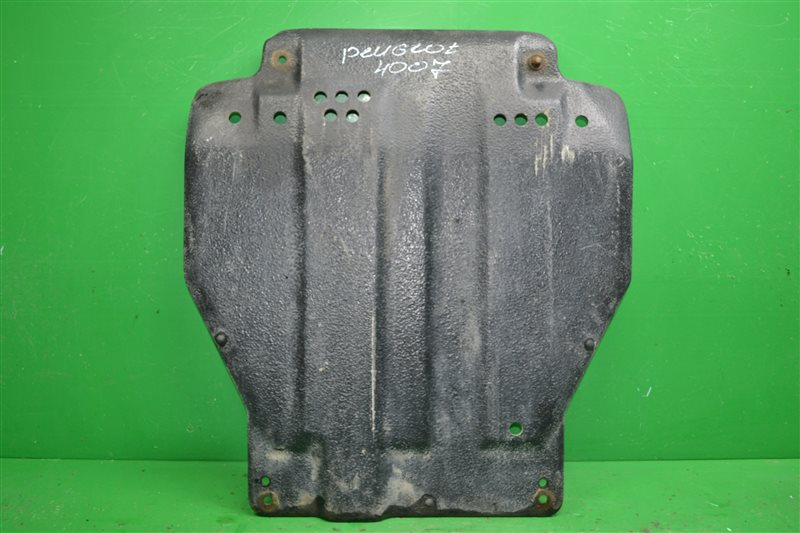 Защита двигателя Peugeot 4007 2007 (б/у)