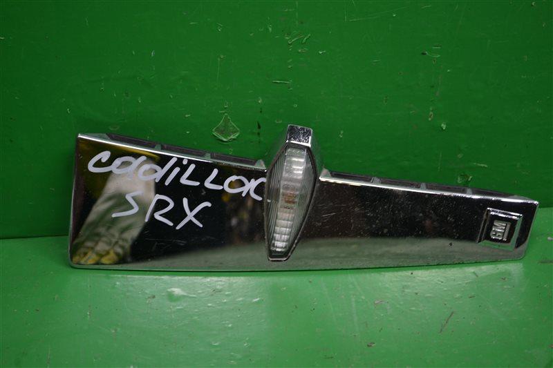 Повторитель указателя поворота Cadillac Srx левый (б/у)