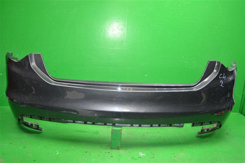 Бампер Citroen C4 2 2010 задний (б/у)