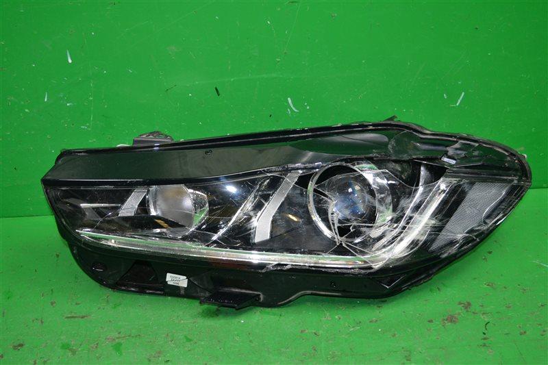 Фара Jaguar Xe левая (б/у)