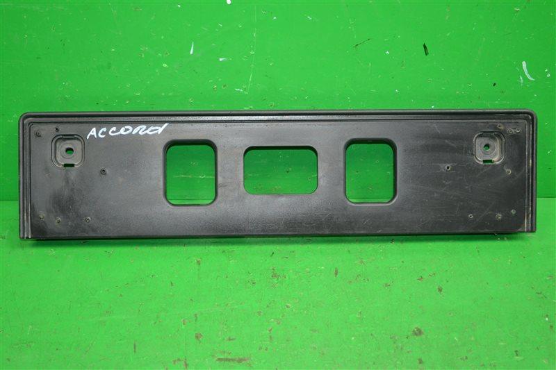 площадка номерного знака Honda Accord (б/у)