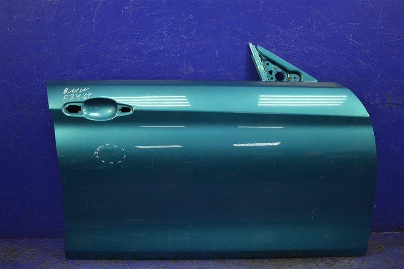 Дверь Bmw 3 Gt F34 2011 передняя правая (б/у)