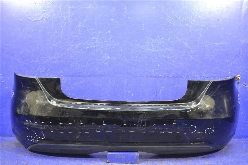 Бампер Mercedes А W176 2012 задний (б/у)
