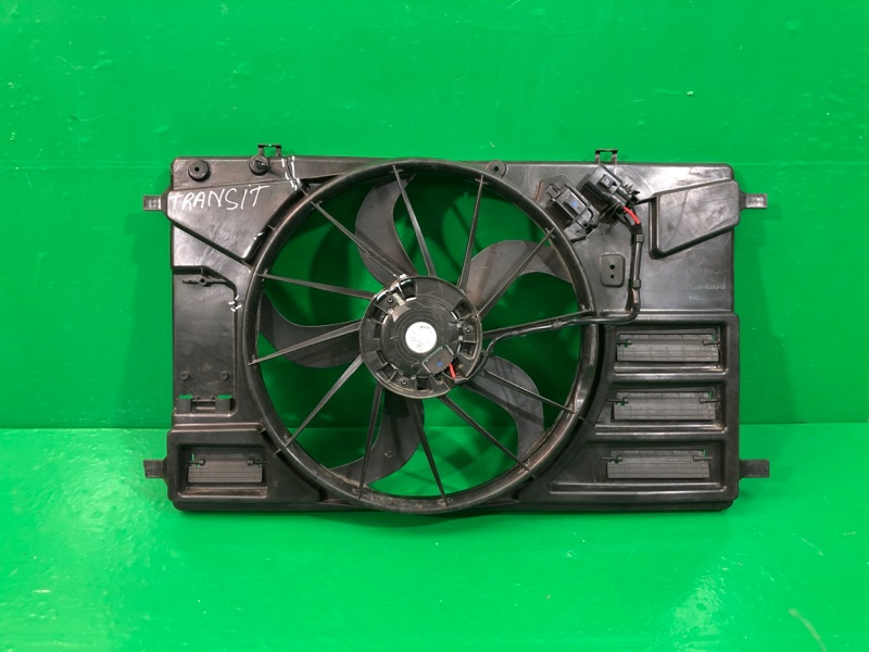 Диффузор вентилятора Ford Transit Custom 2012 (б/у)
