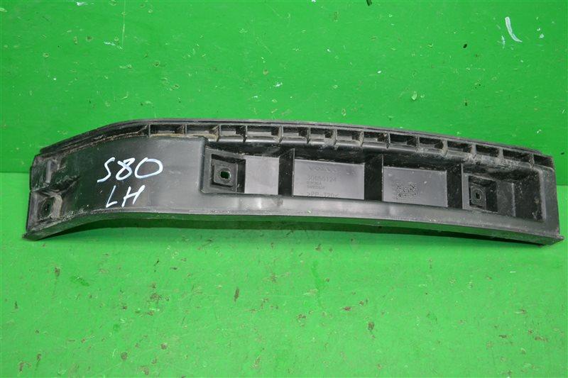 Кронштейн бампера Volvo S80 2 2006 задний левый (б/у)