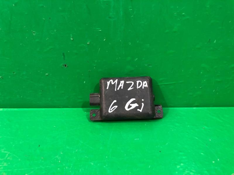 Датчик мертвых зон Mazda 6 GJ 2012 левый (б/у)