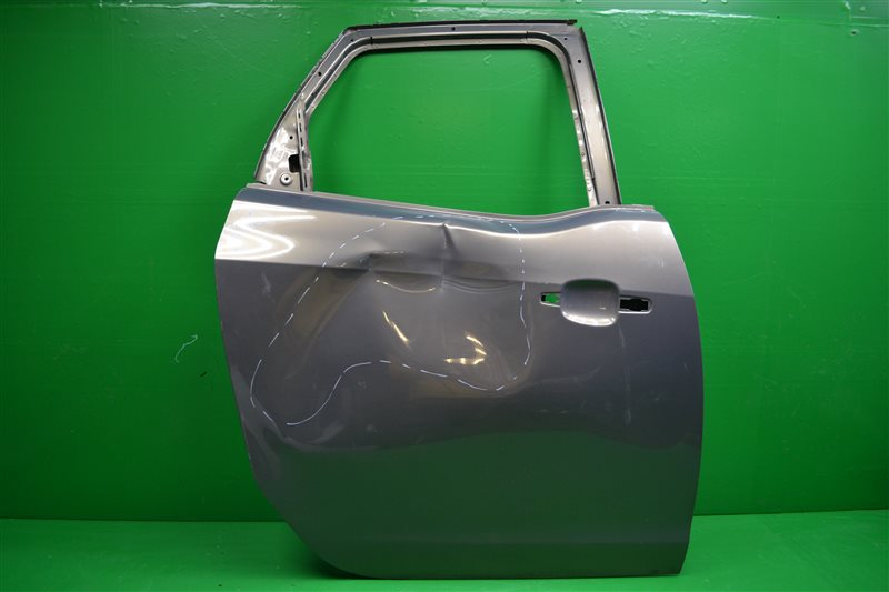 Дверь Opel Meriva B 2010 задняя правая (б/у)