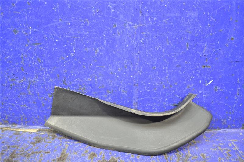 Накладка водосточного желобка Bmw 5 F10 2009 задняя правая (б/у)