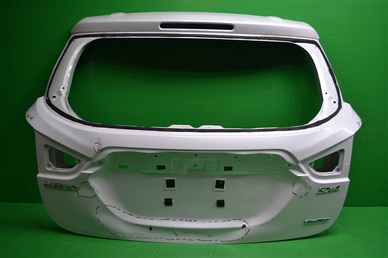 Дверь багажника Suzuki Sx4 2 S-CROSS 2013 (б/у)