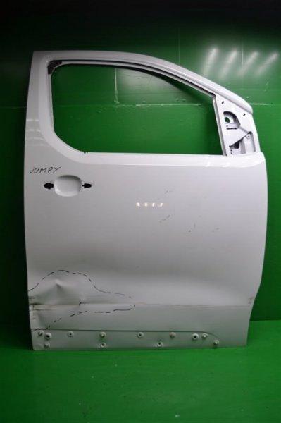 Дверь Citroen Jumpy 3 2016 передняя правая (б/у)