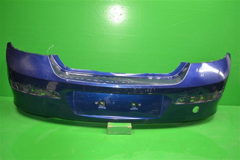 Бампер Opel Astra H 2004 задний (б/у)