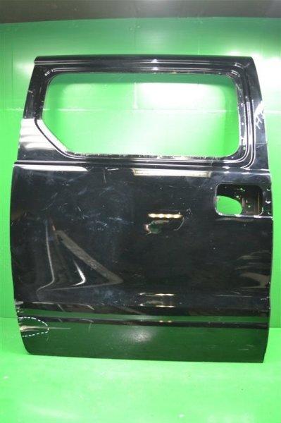 Дверь Hyundai Grand Starex H1 2007 задняя правая (б/у)