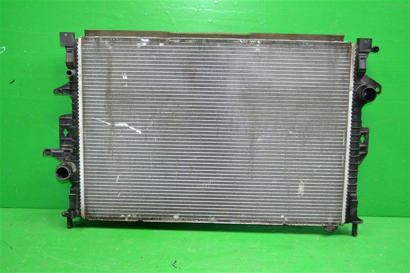 Радиатор охлаждения Volvo V60 1 2008 (б/у)
