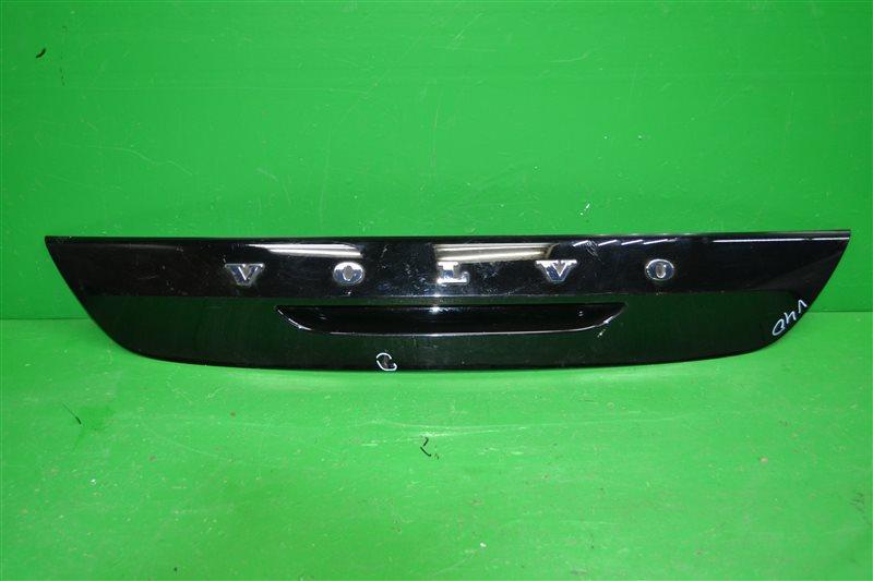 Накладка двери багажника Volvo V40 2 2012 (б/у)