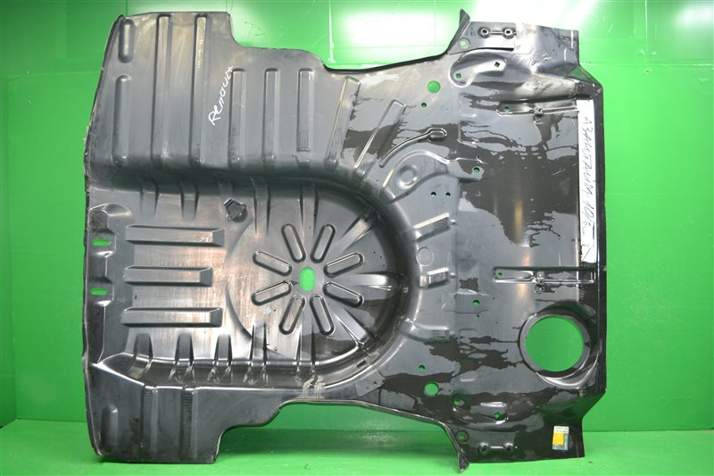 Пол багажника Renault Symbol 2 2008 (б/у)