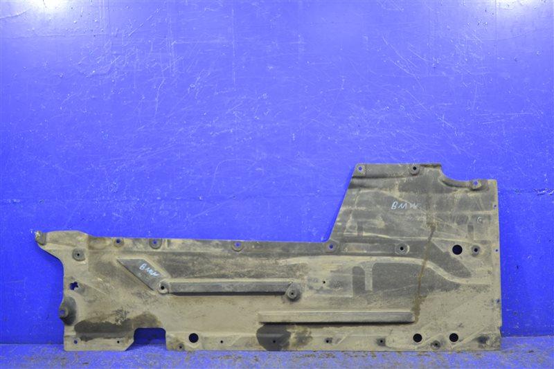 Облицовка днища кузова Bmw 1 3 F20 F21 F30 F31 2011 задняя левая (б/у)