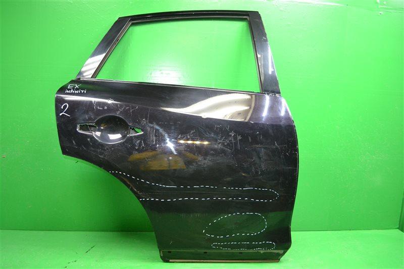 Дверь Infiniti Ex J50 2007 задняя правая (б/у)