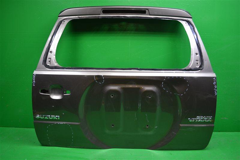 Дверь багажника Suzuki Grand Vitara 2 2005 (б/у)