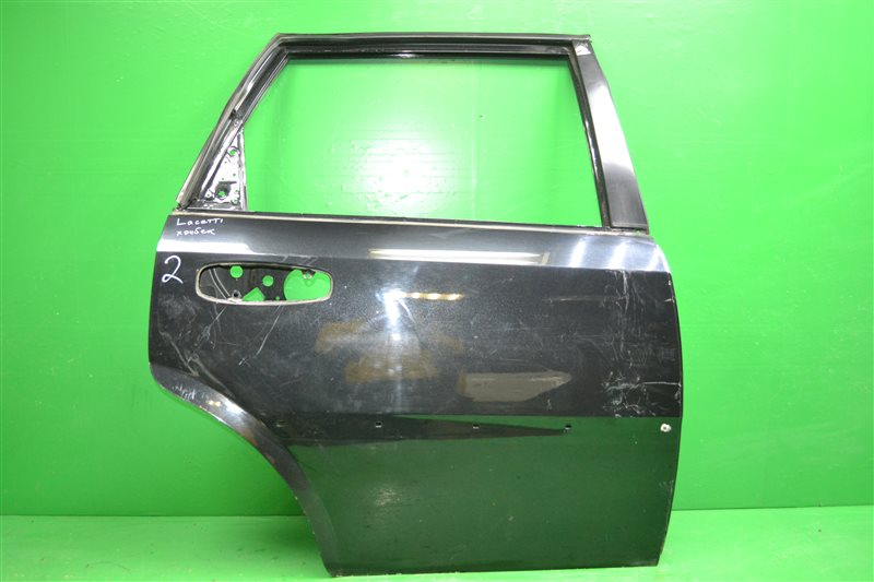 Дверь Chevrolet Lacetti 2004 задняя правая (б/у)