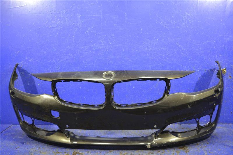Бампер Bmw 3 Gt F34 2011 передний (б/у)