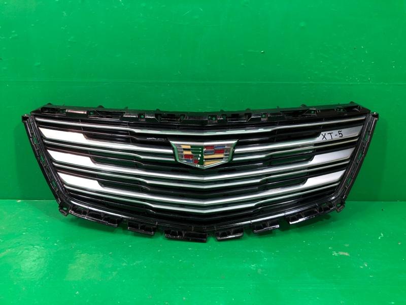 Решетка радиатора Cadillac Xt5 2016 (б/у)