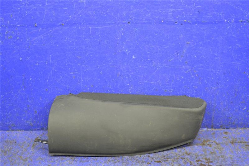 Боковая панель сиденья Bmw 5 G30 2016 задняя левая (б/у)