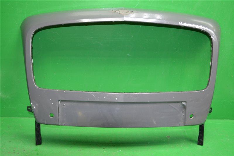 Рамка решетки радиатора Bentley Flying Spur 2013 (б/у)