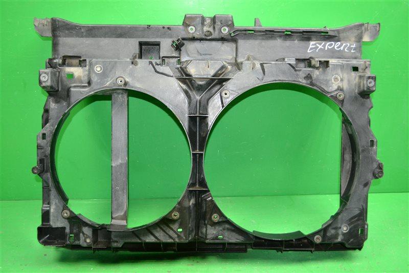 Диффузор вентилятора Citroen Jumper 2007 (б/у)