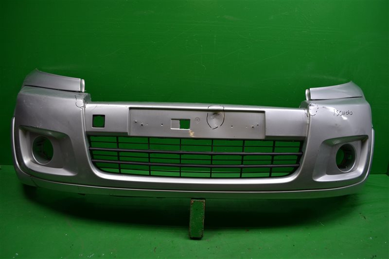 Бампер Fiat Scudo 2 2007 передний (б/у)
