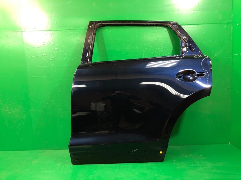 Дверь Mazda Cx9 Cx-9 2 2016 задняя левая (б/у)