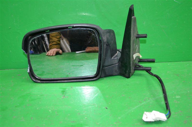 Зеркало Chevrolet Niva 2002 левое (б/у)