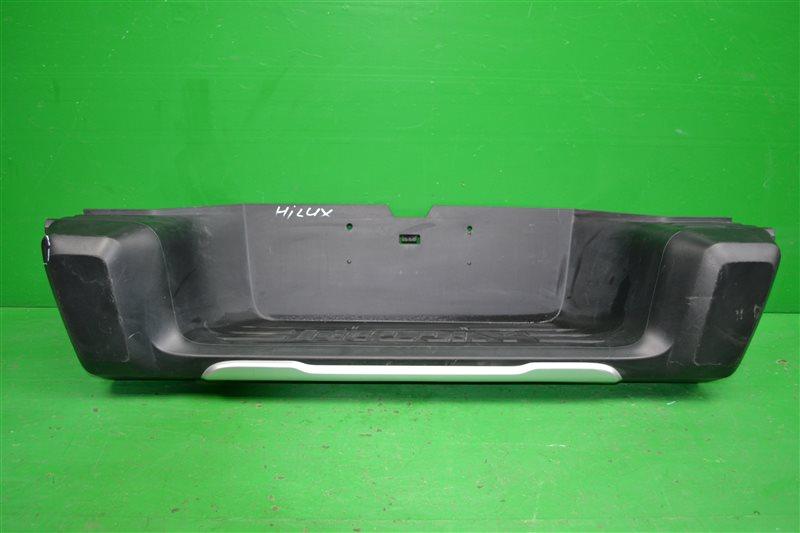 Обшивка багажника Toyota Hilux 8 2015 (б/у)