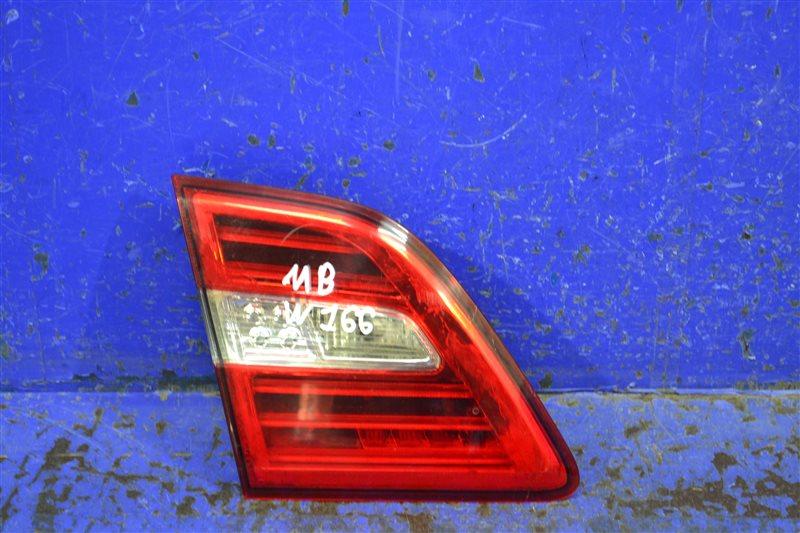 Фонарь Mercedes Ml W166 2011 левый (б/у)