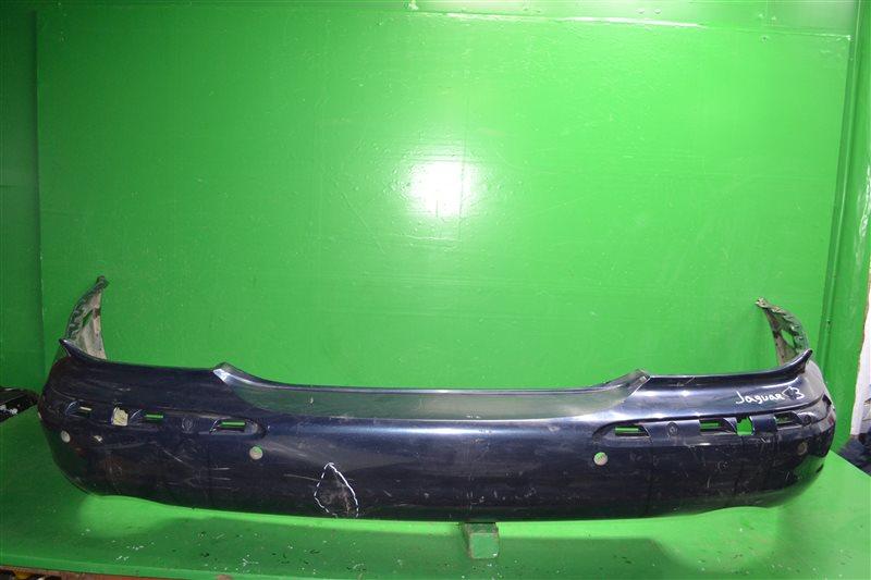 Бампер Jaguar Xj X350 2003 задний (б/у)