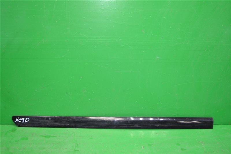 Молдинг двери Volvo Хс90 2 2002 передний правый (б/у)