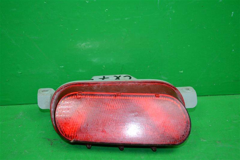 Птф Mazda Cx-7 Cx7 2007 задний левый (б/у)