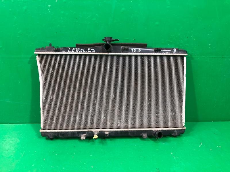 Радиатор охлаждения Lexus Es 6 2012 (б/у)