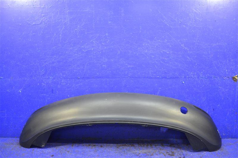 Юбка бампера Volkswagen Golf Plus 1 2005 задняя нижняя (б/у)