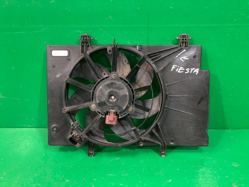 Вентилятор радиатора Ford Fiesta MK6 2008 (б/у)
