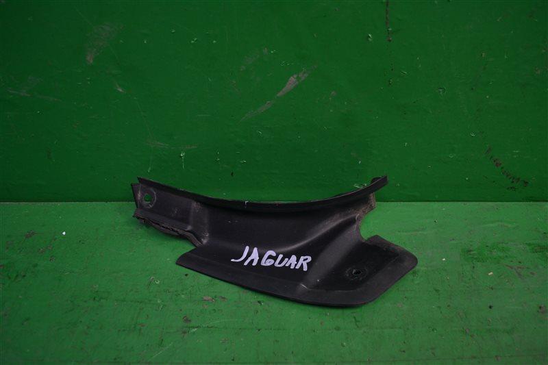 Обшивка Jaguar Xf 2011 задняя правая (б/у)