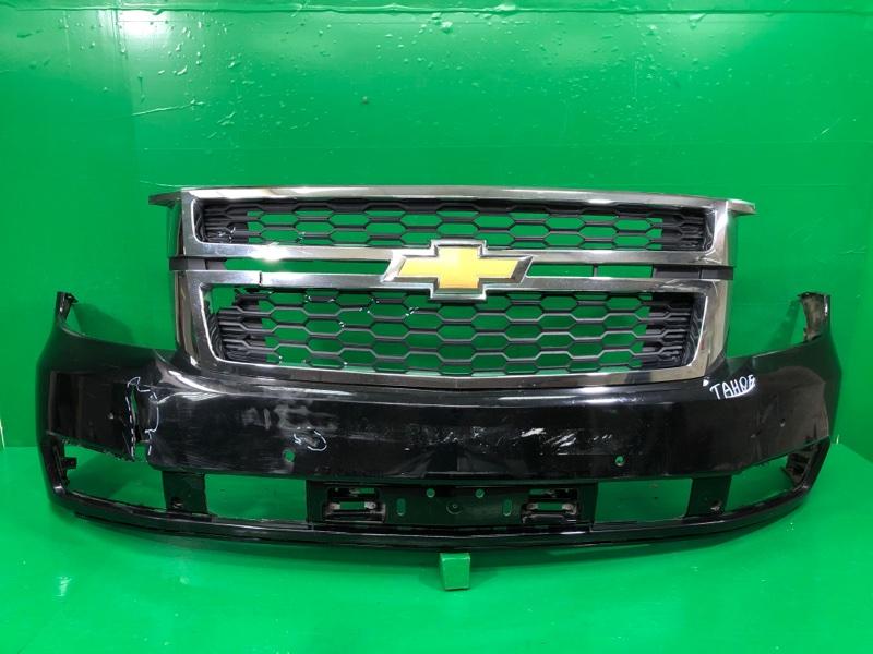 Бампер Chevrolet Tahoe 4 2014 передний (б/у)