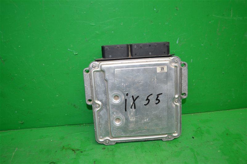 Блок управления двигателем Hyundai Ix55 2008 (б/у)