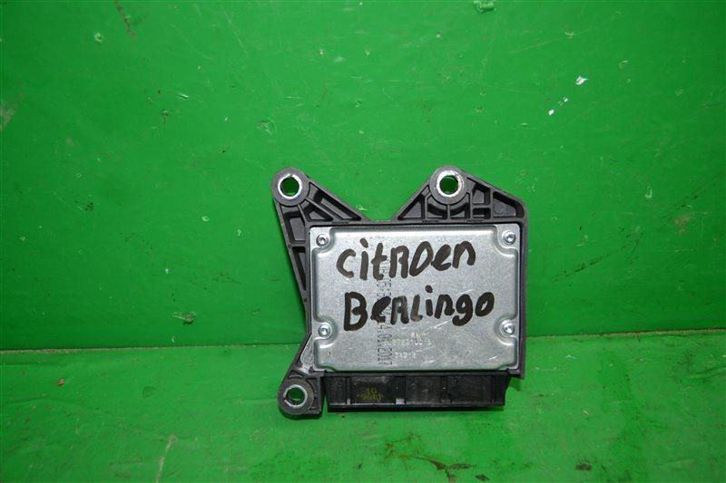 Блок управления airbag Citroen Berlingo 2 2008 (б/у)