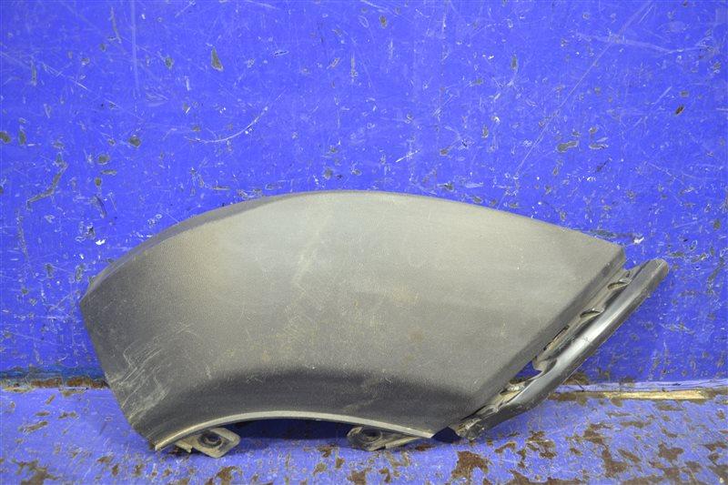 Накладка бампера Mercedes Gl X166 2012 передняя правая (б/у)