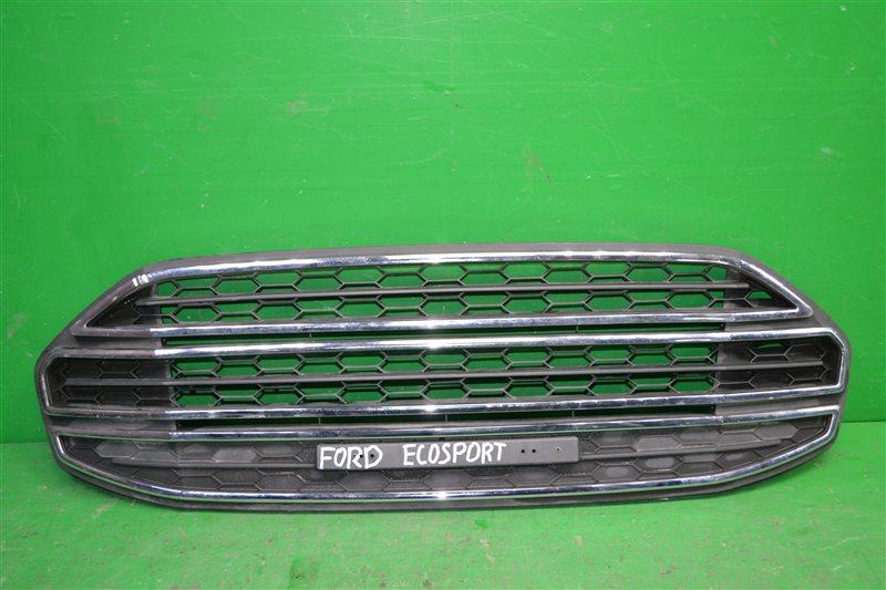 Решетка радиатора Ford Ecosport 1 2014 (б/у)