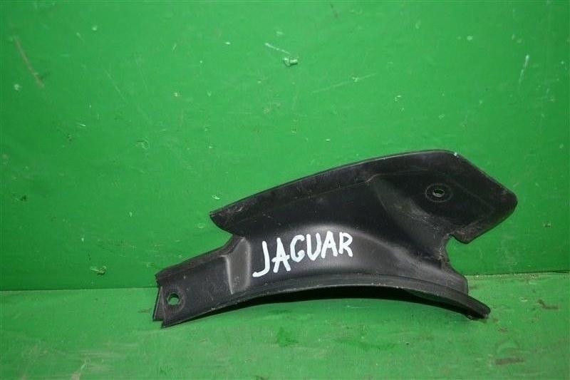 Накладка фонаря Jaguar Xf РЕСТАЙЛИНГ 2011 задняя левая (б/у)